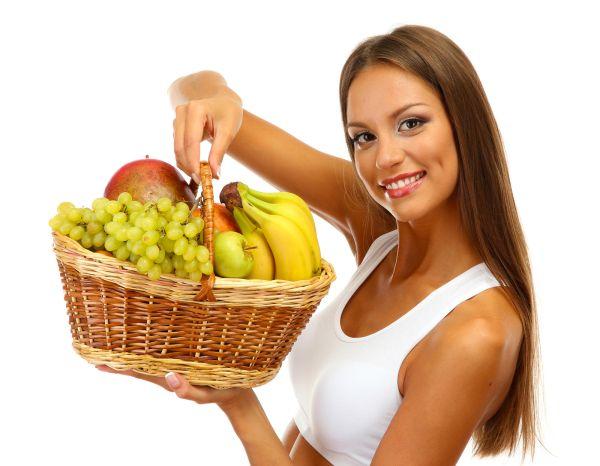 Фрукты для диеты