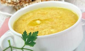 Суп жиросжигающий
