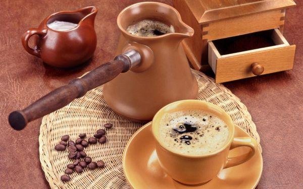 Кофе утренний
