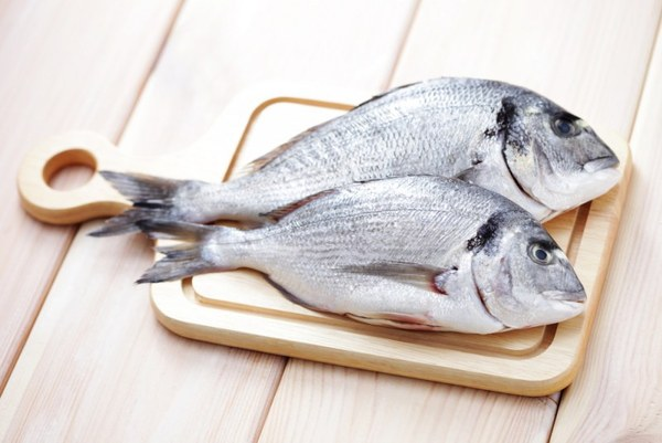 Рыба нежирная