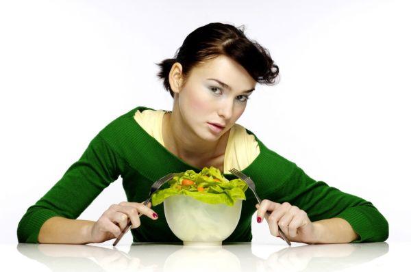 Похудение с диетой