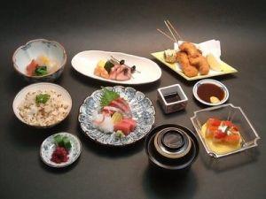 Меню японской диеты