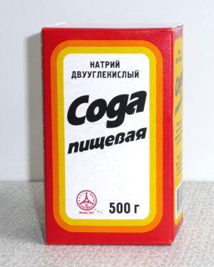 Напиток из соды