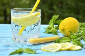 Диета на лимонной воде