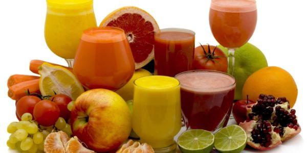 коктейли здорового питания