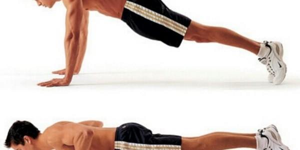 техника выполнения упражнений с собственным весом