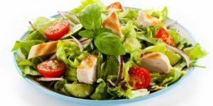 рецепт салата с гербалайф