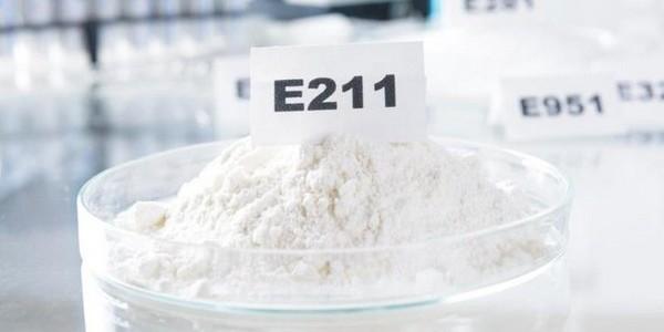 пищевая добавка е211