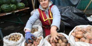 калорийность сырого картофеля