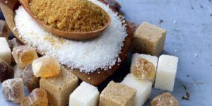 Сахар калорийность на 100 грамм