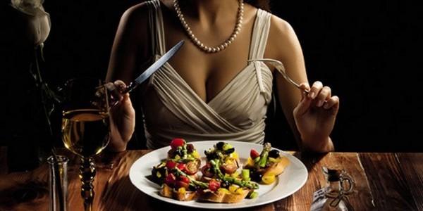 варианты ужина при правильном питании