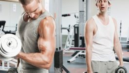 программа тренировок для набора массы