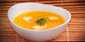 диетический тыквенный суп