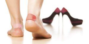 мозоли от обуви