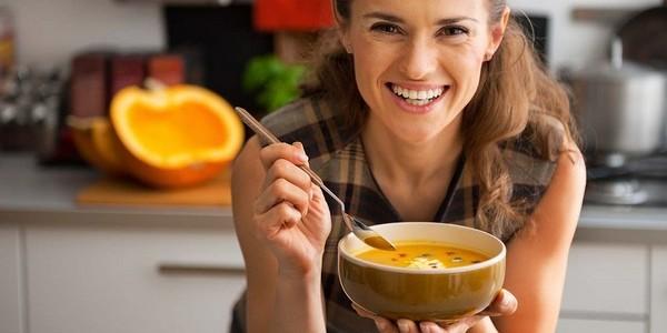 рецепты овощных супов-пюре
