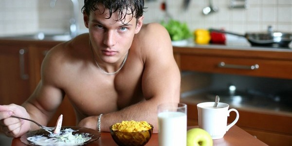план питания после тренировки