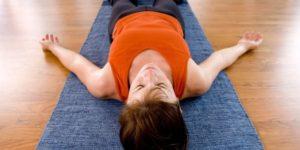 расслабление после упражнений