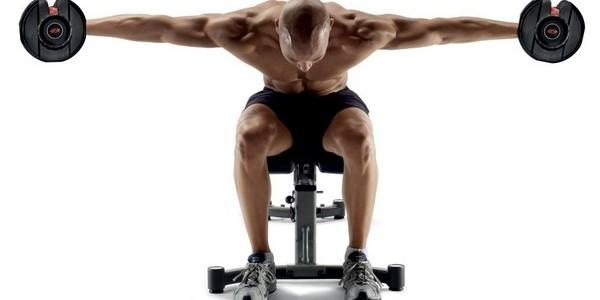 польза упражнений с гантелями