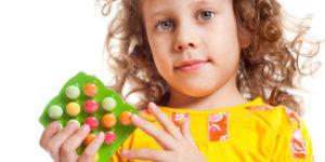 витамины для мозга для детей