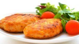 калорийность куриных котлет