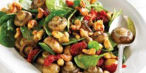 Кулинария: приготовление шампиньонов