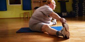 Лечебная физкультура при абдоминальном ожирении