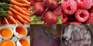 Які продукти краще всього підвищують гемоглобін у крові » журнал здоров'я iHealth 2