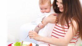 как похудеть при грудном вскармливании