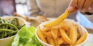 Калорийность жареного картофеля