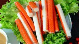 крабовые палочки состав калорийность