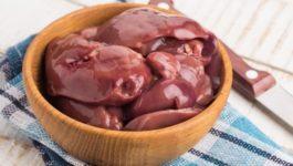 калорийность куриной печени