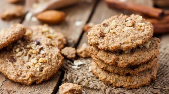 Овсяное печенье калорийность