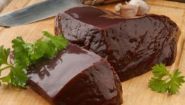 Печень говяжья калорийность