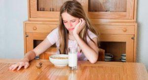 Симптомы у подростков