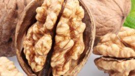 варенье из грецких орехов калорийность