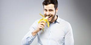 Полезность фрукта для мужчин
