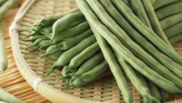 Стручковая фасоль: калорийность