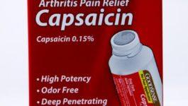 мазь капсаицин