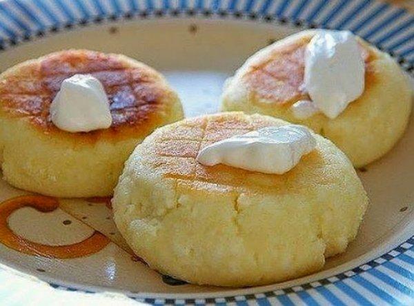 сырники не сладкие из творога рецепт с фото пошагово