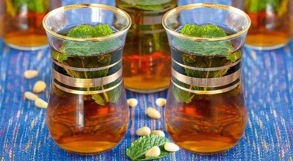 марокканский напиток