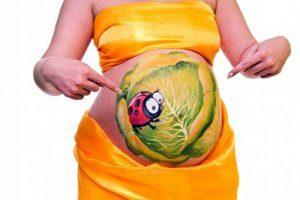 капуста при беременности