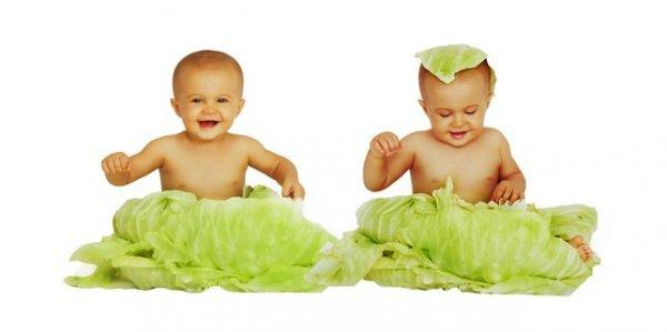 польза овоща для детей