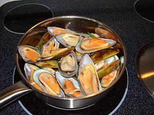 варка морепродуктов