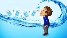 Морскую воду пить нельзя