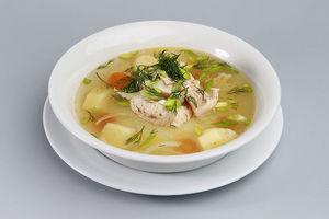 Суп из морского волка