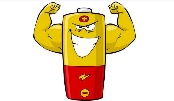 Огромный заряд энергии