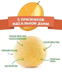 Признаки хороших плодов