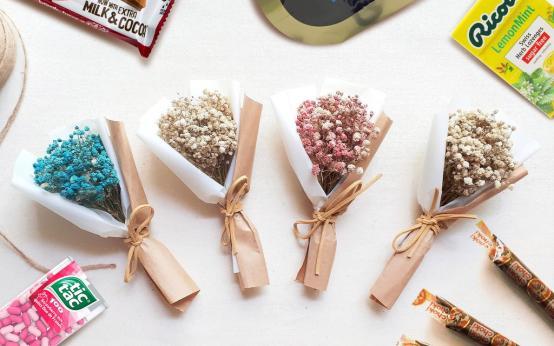 Букет из конфет: выбрать и не ошибиться