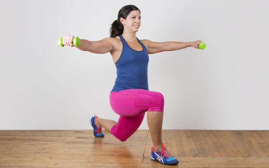 Упражнения с гантелями: комплекс для рук, на трицепс, плечи, спину и грудные мышцы