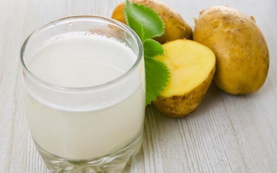 Польза и вред картофельного сока для желудка